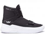 Supra Theory Black/White/White (#0)