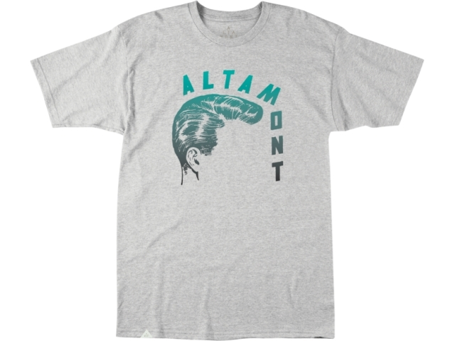 Altamont Haircut  Grey Heater