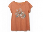 Animal Spirit Animal Too  Tee Canyon Sunset Orange (thumb #0)