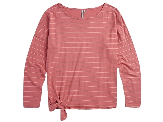 Animal Street Stripes Faded Rose Pink
