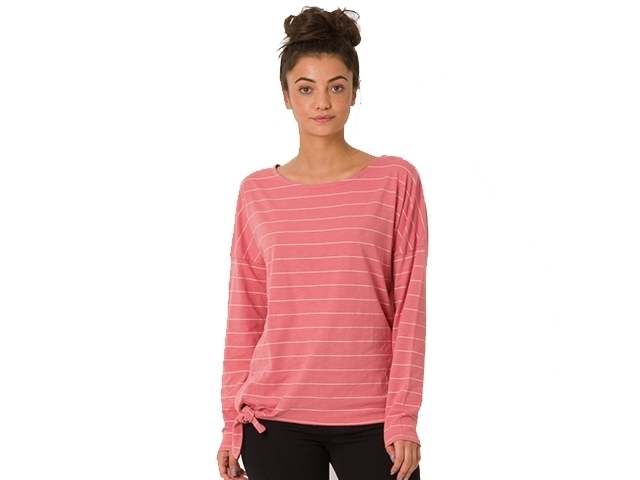 Animal Street Stripes Faded Rose Pink (detaliu #1)
