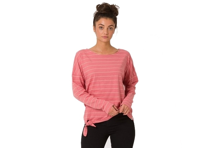 Animal Street Stripes Faded Rose Pink (detaliu #2)