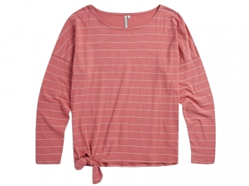 Animal Street Stripes Faded Rose Pink (thumb #0)