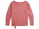 Animal Street Stripes Faded Rose Pink (#0)