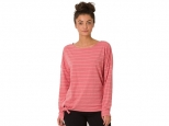 Animal Street Stripes Faded Rose Pink (thumb #1)