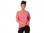 Animal Street Stripes Faded Rose Pink (#2)
