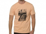 Animal Woody Tee Coral Sands Orange (thumb #0)