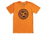 DC Circle Star Kids Orange/Black/Orange
