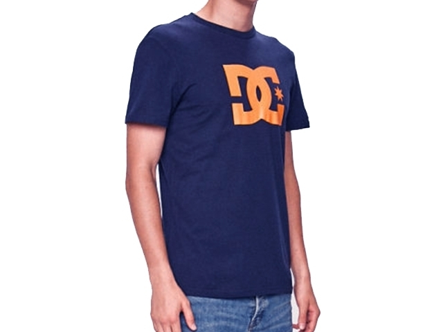 DC Star Blue/Orange/Blue
