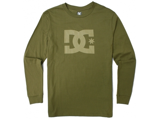 DC Star LS Burnt Olive