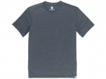 Element Basic Crew SS Charcoal Heather
