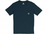 Element Basic Pocket Label SS Eclipse Navy (thumb #0)