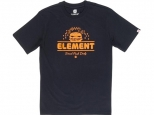 Element Burger Flint black
