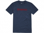 Emerica Pure Logo Tee Navy/Red (thumb #0)