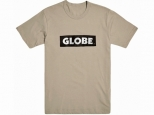 Globe Box Tee Walnut