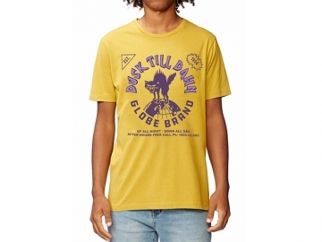 Globe Dawn Tee Dirty Lime (thumb #0)