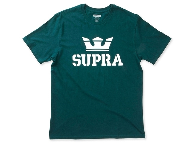 Supra Above SS Evergreen/White (detaliu #0)