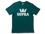 Supra Above SS Evergreen/White (thumb #0)