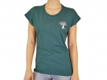 Volcom Dare T-Shirt Evergreen