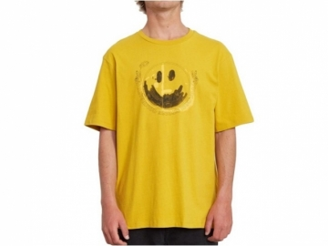 Volcom Fake Smile SS Gold (thumb #0)