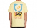 Volcom M Loeffler FA Tee Dawn Yellow (thumb #1)