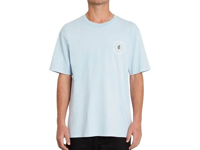Volcom Ozzy Wrong Tee Aether Blue (detaliu #0)