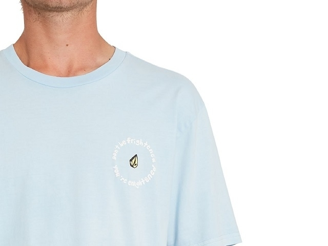 Volcom Ozzy Wrong Tee Aether Blue (detaliu #2)
