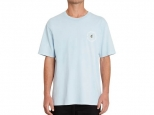 Volcom Ozzy Wrong Tee Aether Blue (thumb #0)