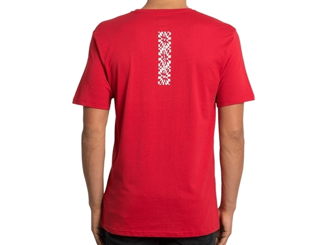Volcom Restoned Engine Red (detaliu #1)