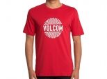 Volcom Restoned Engine Red (thumb #0)