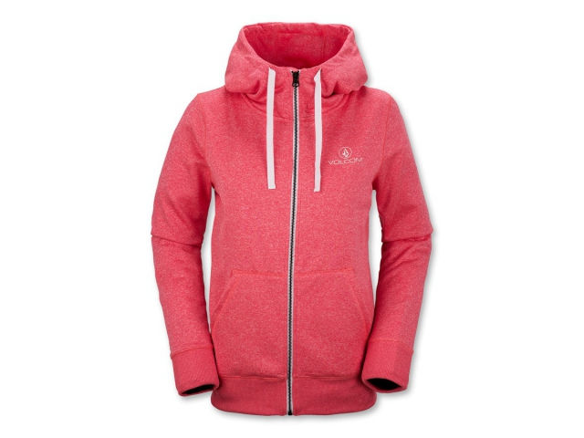 Volcom Cascara WS Snowboard Full Zip Fleece