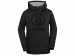 Volcom Stone Terry Fleece BLK
