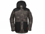 Volcom VCO Inferno Insulated Jacket Camouflage (#0)