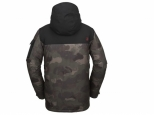 Volcom VCO Inferno Insulated Jacket Camouflage (#1)