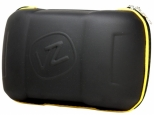 VonZipper Jetpack Black Satin/ Wildlife Chrome (#2)