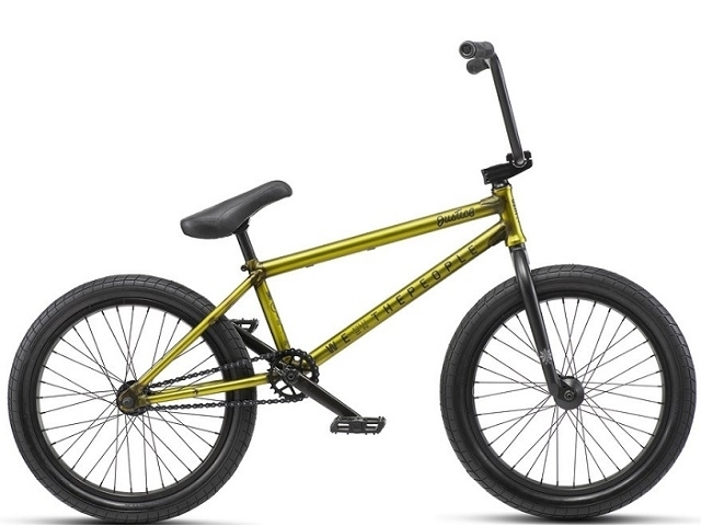 WeThePeople Justice Matt Pastel Yellow 2019