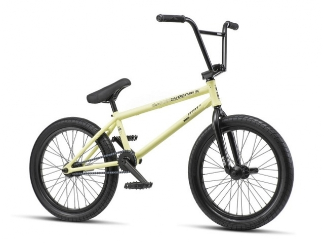 WeThePeople Reason Freecoaster RSD Matt Pastel Yellow 2019