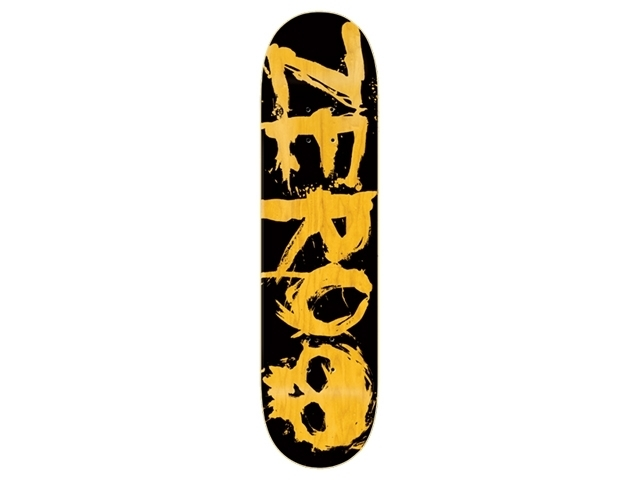 Zero Blood 8.25 Black/Yellow